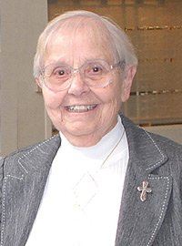 Sister Mary Frances O'Leary, SP