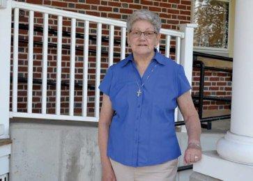 Sister Senga Fulton completes ten years on PMN Board
