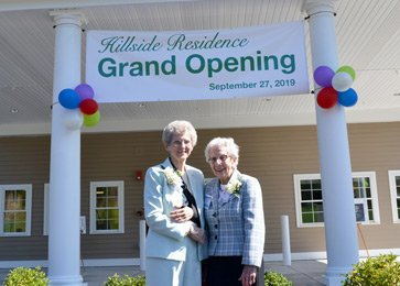 Grand Opening for Sisters of Providence new Hillside Residence