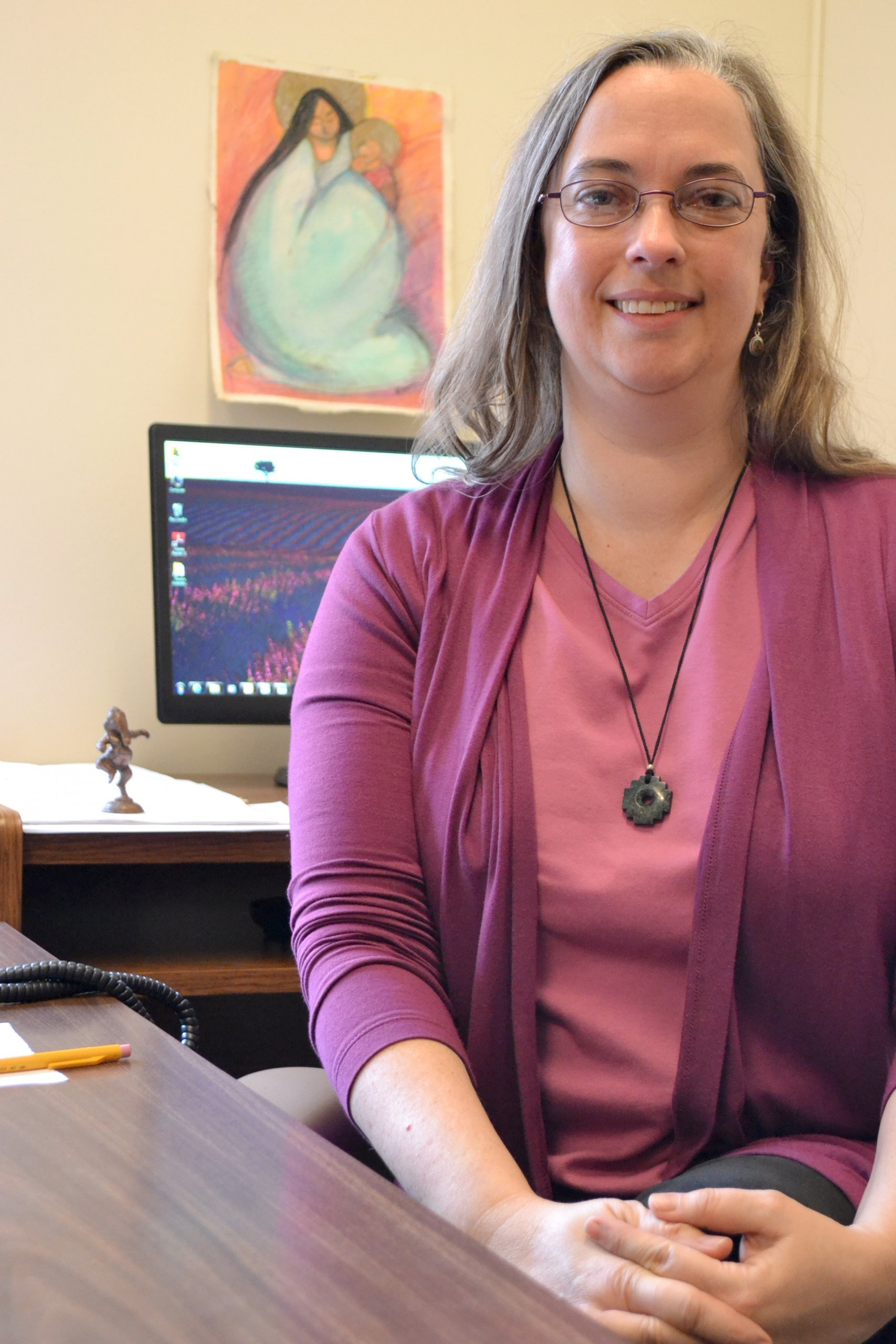 Liz Walz, ASP
