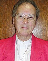 Sister Joan Manning, SP